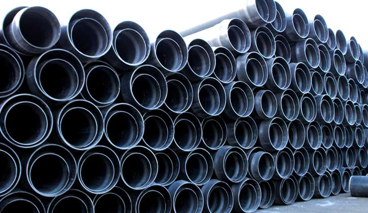 High pressure Pipes